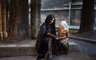 Yennefer and Ciri Cosplay - Witcher 3