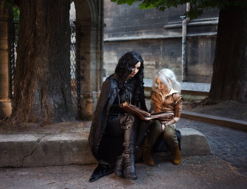 Yennefer and Ciri Cosplay – Witcher 3
