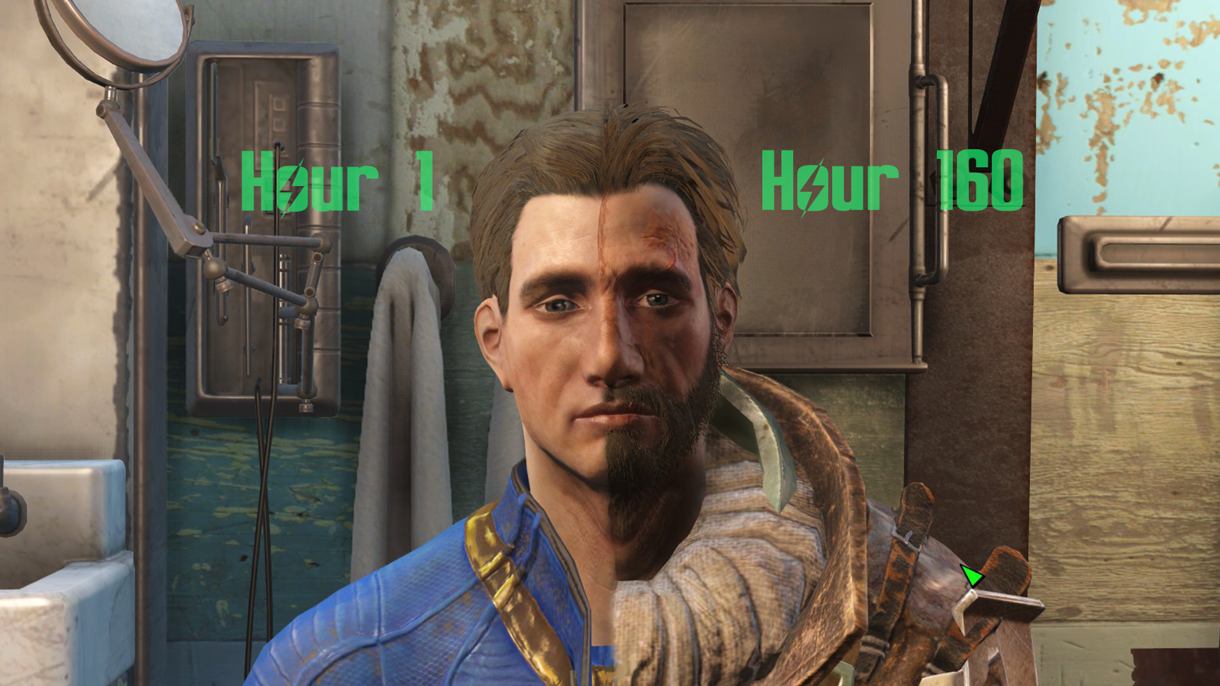 Fallout Aging
