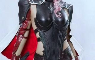 Lightning Cosplay - FFXIII's